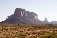 Ranch, près de vallée de monument Image libre de droits