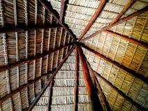 Ranch tradizionale indigeno fotografia stock