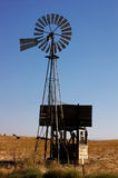 Ranch Windmill Royalty Free Stock Images