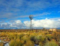 Ranch-Yard Stockbilder