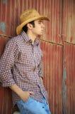 Rancheiro Foto de Stock