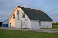 Ranchladugård Arkivbild