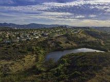 Rancho圣塔菲-圣马科斯 免版税库存照片