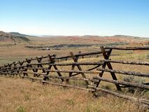 rancho Zdjęcia Stock