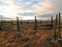 Rancho Imagem de Stock Royalty Free