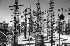 Rancho da árvore da garrafa de Elmer Imagem de Stock Royalty Free