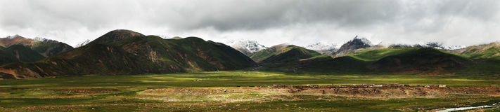 Rancho da montanha, Fotos de Stock