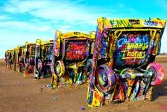 Rancho de Cadillac Imagen de archivo
