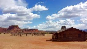 Rancho de Ghost foto de stock royalty free