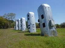 Rancho del acoplado de la corriente aérea Imagenes de archivo