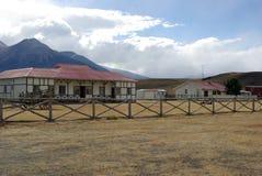 Rancho en Chile Fotos de archivo libres de regalías