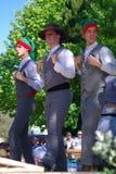 Rancho Folclórico делает Carregado стоковые изображения