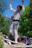 Rancho Folclorico делает Carregado стоковые фото