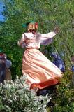 Rancho Folclorico tun Carregado lizenzfreies stockbild