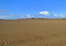 Rancho Guadalupe Dunes Preserve Imagem de Stock Royalty Free