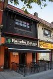Rancho Relaxo Toronto Royalty Free Stock Photography