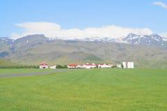 Rancho w Iceland Zdjęcia Royalty Free