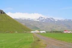 Rancho w Iceland Obrazy Royalty Free