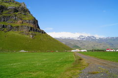 Rancho w Iceland Obraz Royalty Free