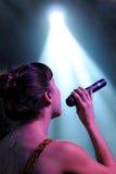 Rancisca Valenzuela выполняет на Matadero de Мадриде Стоковое Изображение
