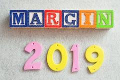 Rand 2019 Lizenzfreies Stockbild