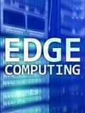 RAND gegevensverwerking, Internet en modern technologieconcept op de moderne achtergrond van de serverruimte stock afbeeldingen