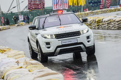 Rand rover Stock Image