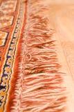 Rand van de deken Stock Foto's