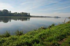 Rand van de Loire stock fotografie