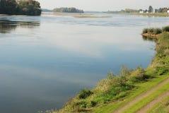 Rand van de Loire stock afbeeldingen