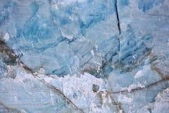Rand van gletsjer in het Noordpoolgebied Royalty-vrije Stock Fotografie