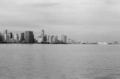 Rand von Miami Stockbild