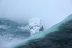 Rand von Niagara Stockbilder