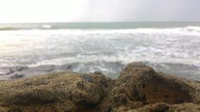 Rand von Ozean Lizenzfreie Stockfotos