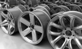 Rand voor Auto royalty-vrije illustratie