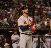 Randal Grichuk Royalty Free Stock Images