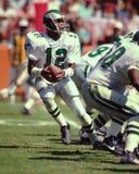 Randall Cunningham Philadelphia Eagles Fotografia Stock