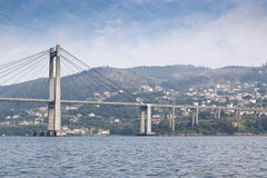 Rande Bridge Royalty Free Stock Photography