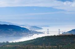 Rande Bridge Stock Image