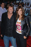 Rande Gerber,Cindy Crawford Stock Photography