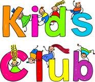 Randello dei bambini royalty illustrazione gratis