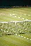 Randello di tennis Fotografia Stock