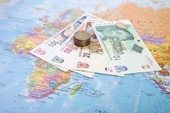 Randen, Zuid-Afrika Royalty-vrije Stock Afbeeldingen