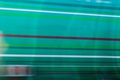 Randig abstrakt begreppgräsplanbakgrund Royaltyfria Foton