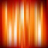 Randig bakgrund för Röd-apelsin abstrakt begrepp. Royaltyfri Fotografi