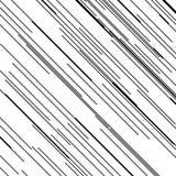 Randig bakgrund med tunna penseldrag och band Kläcka modellen Geometrisk bakgrund för Grunge med lutade linjer Arkivfoton