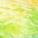 Randig ljus vattenfärgbakgrund stock illustrationer