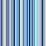 Randig sömlös modell för blått abstrakt begrepp Royaltyfri Fotografi