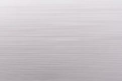 Randig slät mjuk vit textur med tunna parallella strimmor Royaltyfri Foto