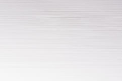 Randig slät mjuk vit textur med tunna parallella strimmor Royaltyfri Fotografi